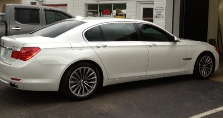 Car Tinting Services In Madison Ms